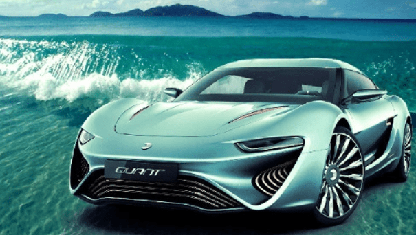 El Auto impulsado por Agua salada que alcanza una velocidad máxima de 350 km/h