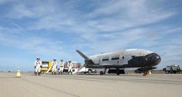Guerra espacial: Como el Pentágono planea defender la última frontera
