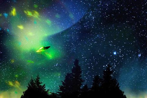 Base alien en Alaska
