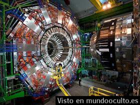 El CERN creó accidentalmente un Universo arco iris