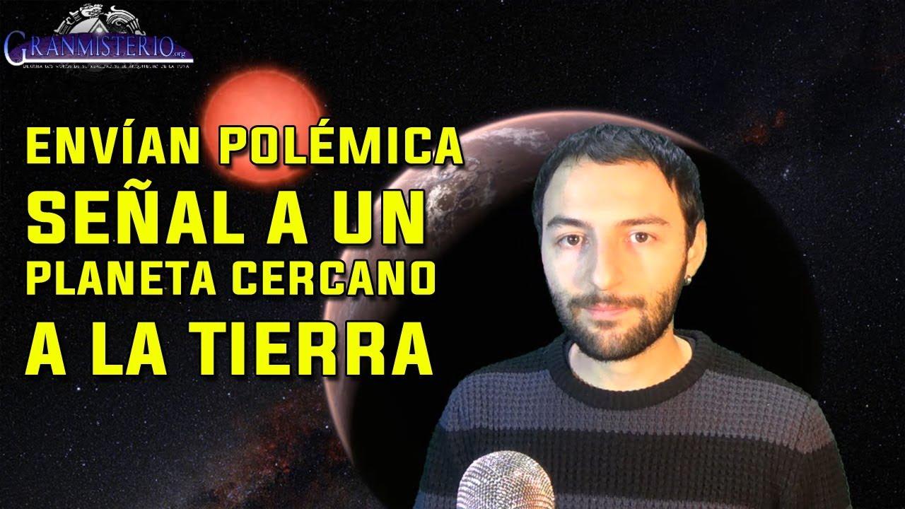 Científicos desobedecen al SETI y envían señales a un planeta cercano a la tierra