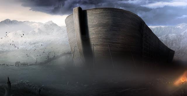 El demonio que viajó en el Arca de Noé.