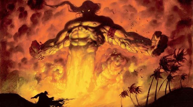 Djinns: los espíritus del desierto o la verdadera identidad de Heathcliff.