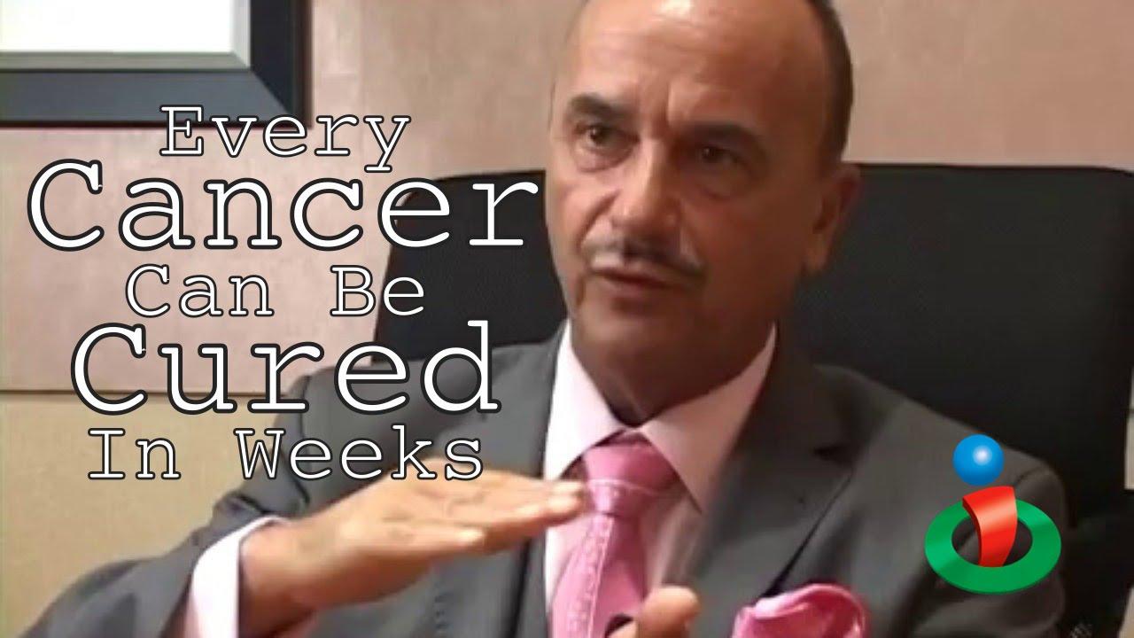 Dr. Leonard Coldwell: El cáncer puede ser curado en semanas e incluso minutos!!