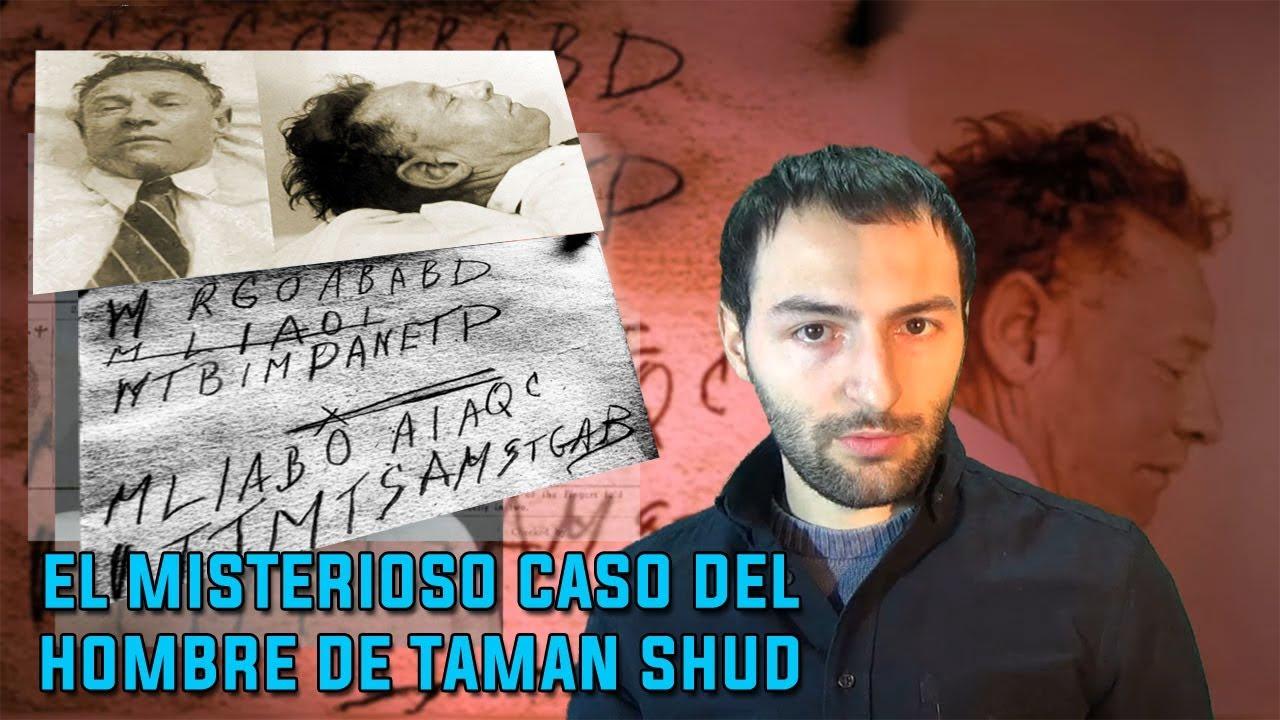 El misterio de Tamán Shud, el hombre con mensajes Secretos que nadie puede resolver