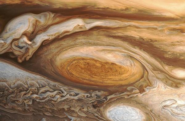 El misterio del paralelo 19,5 en los planetas del sistema solar