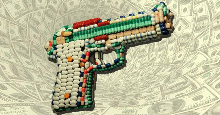 Un nuevo estudio ha demostrado que los fármacos causan más sobredosis y más muertes que todas las drogas ilegales combinadas.
