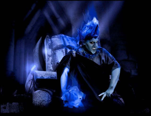 Hades: el rey del infierno de la mitología griega.