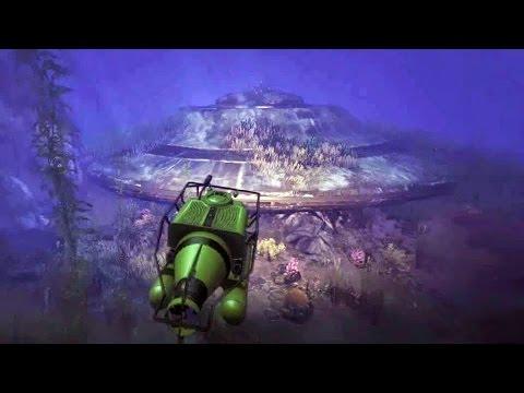 Historias de ovnis: Ovnis bajo el mar