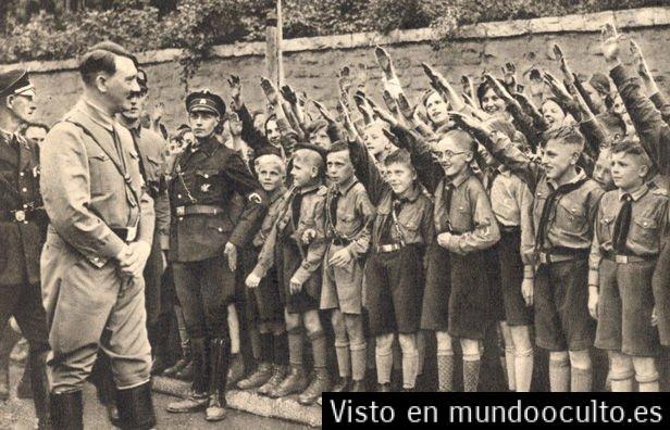 Lebensborn: Las FÁBRICAS NAZIS DE BEBÉS para repoblar el mundo: Descubre COMO OCURRIÓ