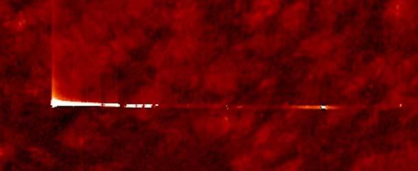 Imágenes de la NASA muestran una gran puerta estelar en el Sol