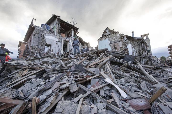 Aumento de terremotos en 2018 por cambios en la rotación terrestre