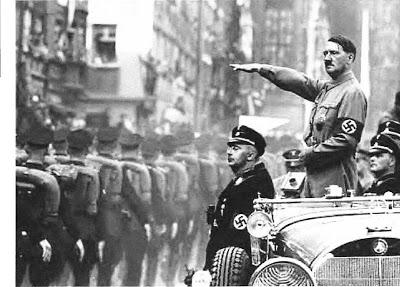 La obsesion de Hitler con la lanza que atravesó a cristo
