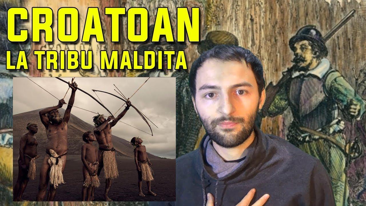 LA TRIBU MALDITA DE LOS CROATOAN, el misterio que afectó a Allan Poe