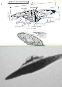 Los aviones fantasma (ovni)