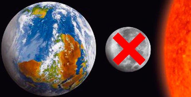¿Qué pasaría si la luna desapareciese?