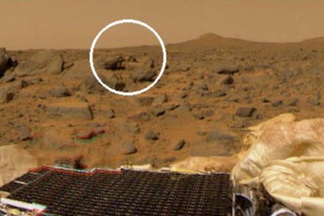Ex-general de EEUU: Hay estructuras y maquinas bajo la superficie de Marte
