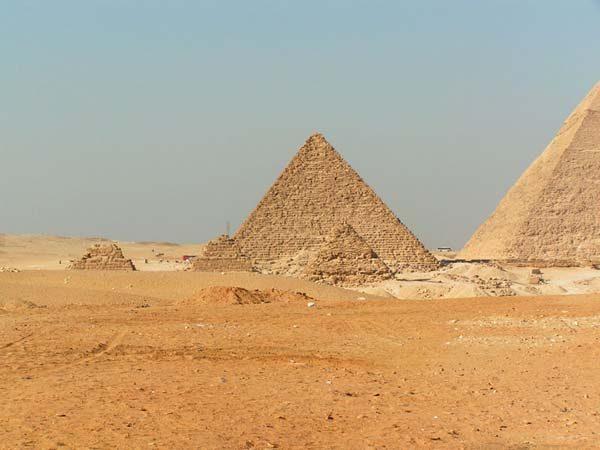 ¿Cuántas pirámides hay en el mundo?