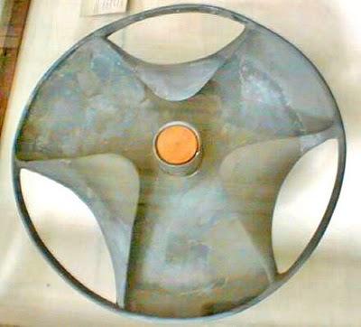 El disco de Sabu.