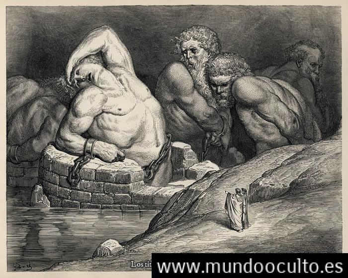 Mitología Griega: Titanes