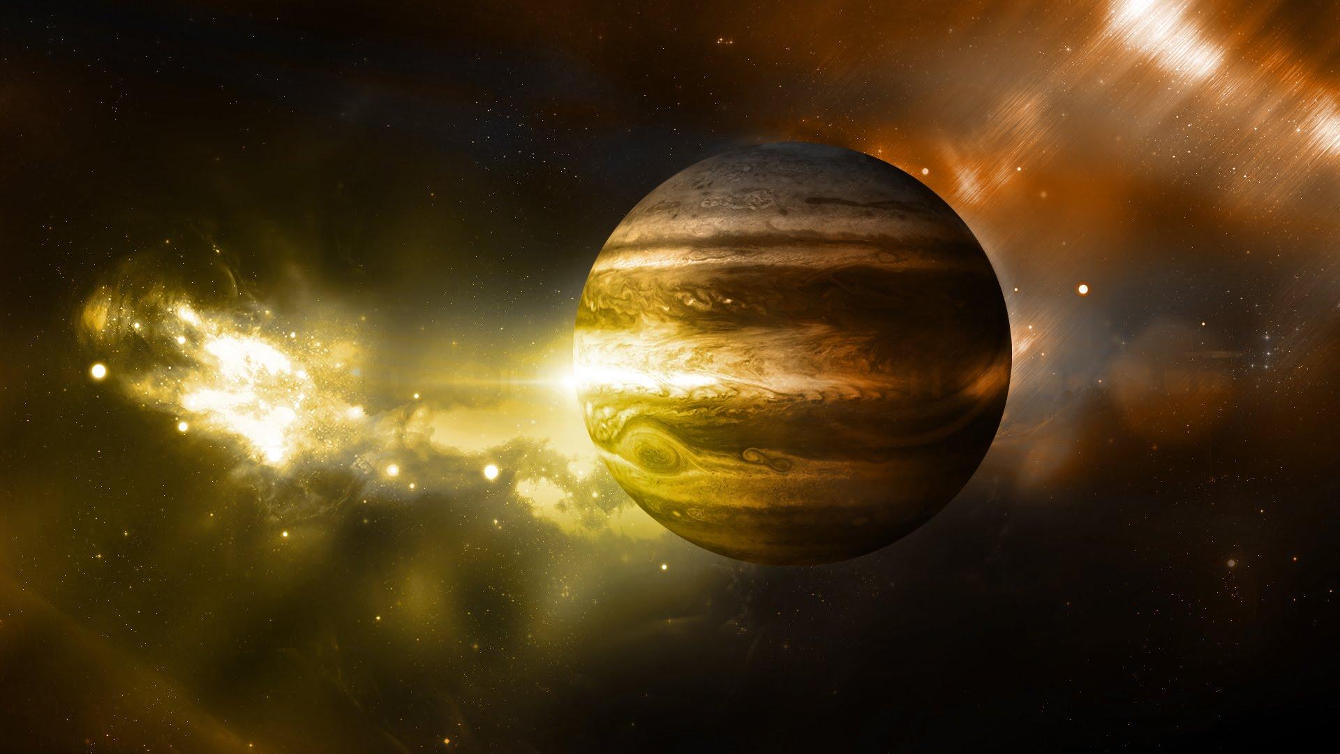 ¿Se está convirtiendo Júpiter en una estrella?