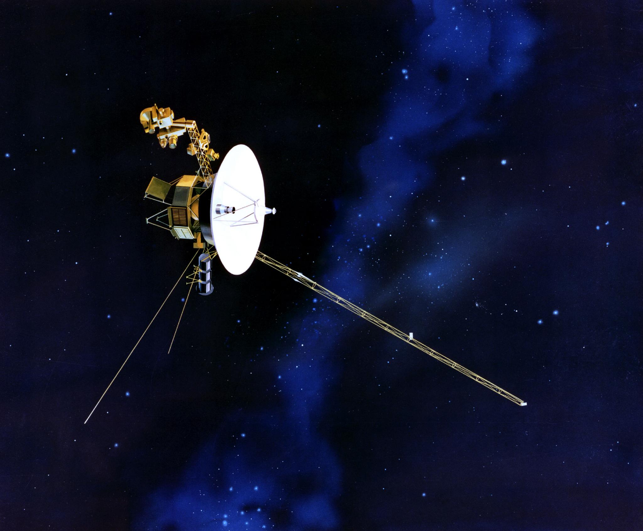 Sonda Voyager 1 enciende sus propulsores luego de 37 años ¿Por qué?