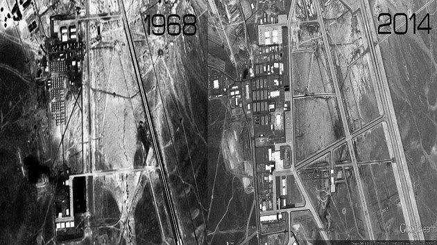 ¿Qué se está moviendo en la misteriosa Área 51 de EE.UU?