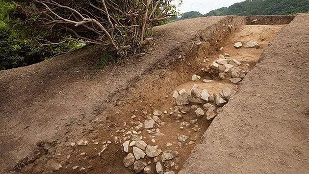 Descubren una rara pirámide megalítica en Japón