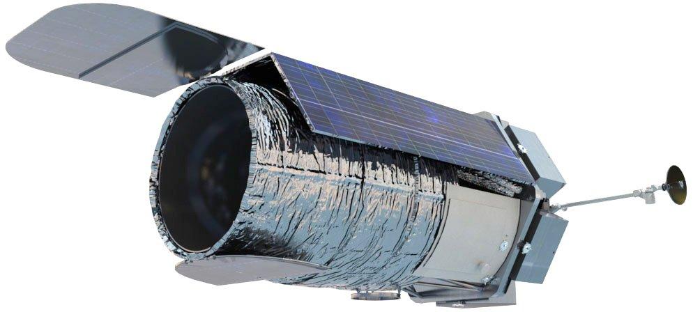 Así será WFIRST, el telescopio que multiplicará por 100 al Hubble