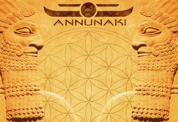 El árbol genealógico de los antiguos Anunnaki, aquellos que descendieron del cielo