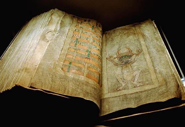 Codex Gigas, la Biblia del Diablo