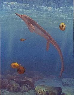 La criatura marina de Kilkee, 1871.