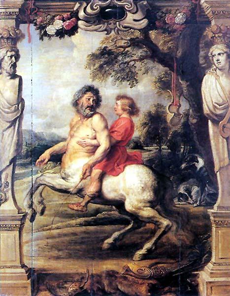 El mito de Áquiles