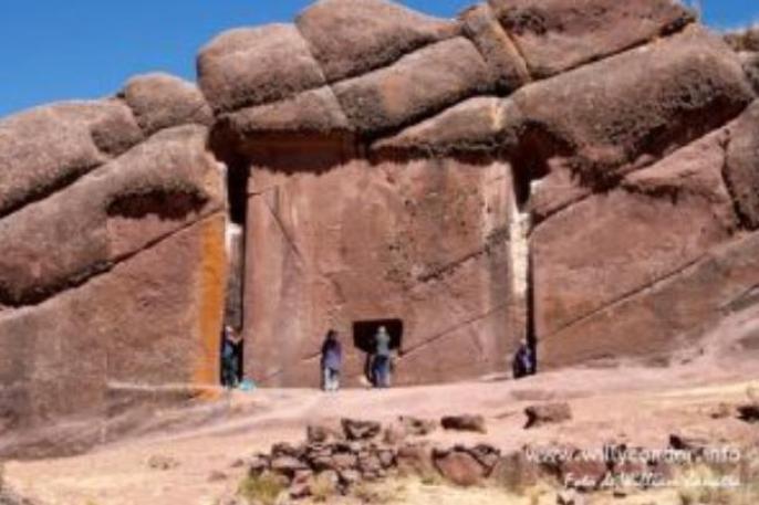 """Misteriosos """"portales a otros mundos"""" en antiguas civilizaciones"""