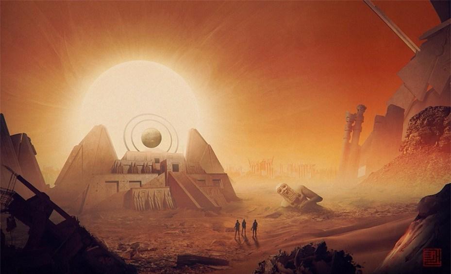 """Eridu, la primera ciudad en la Tierra donde gobernaron los reyes sumerios venidos """"del Cielo"""""""