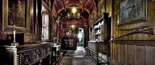 Castillo con fantasma dentro se vende en Escocia