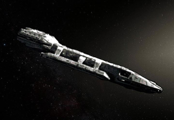 Dan a conocer los primeros resultados del escaneo de Oumuamua, la posible nave interestelar a la deriva