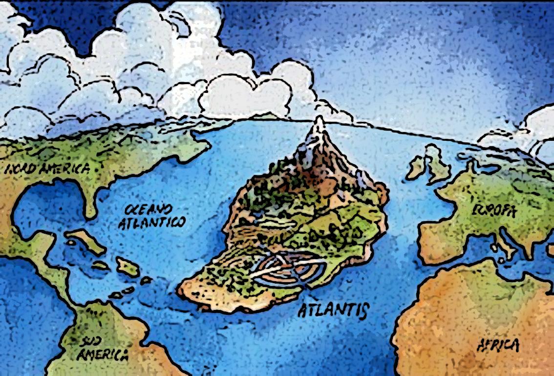 De nuevo la atlantida
