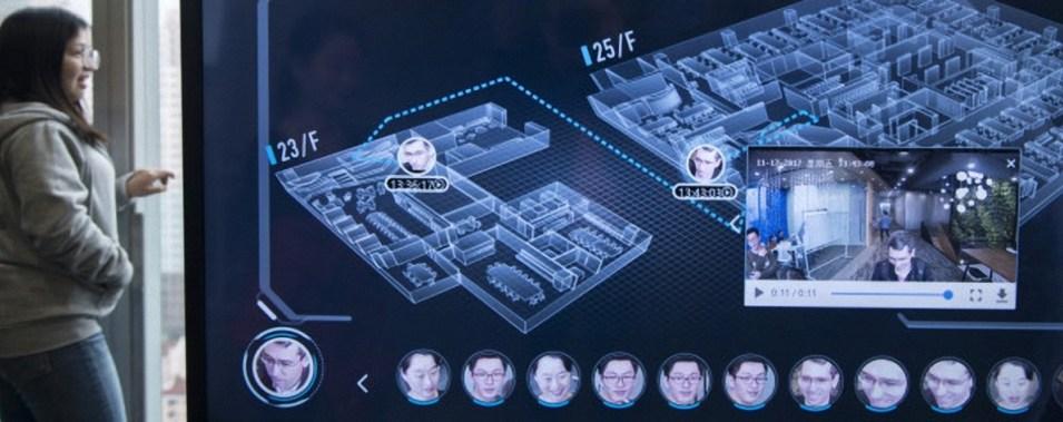 Dragonfly Eye: La máquina de Inteligencia Artificial que puede identificar a 2 mil millones de personas en segundos