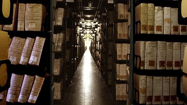 El bunker del Vaticano
