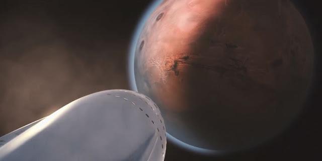 El cohete más poderoso del mundo, listo para despegar hacia Marte