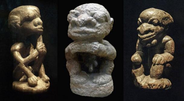 El desconocido orígen de las misteriosas figuras Nomoli