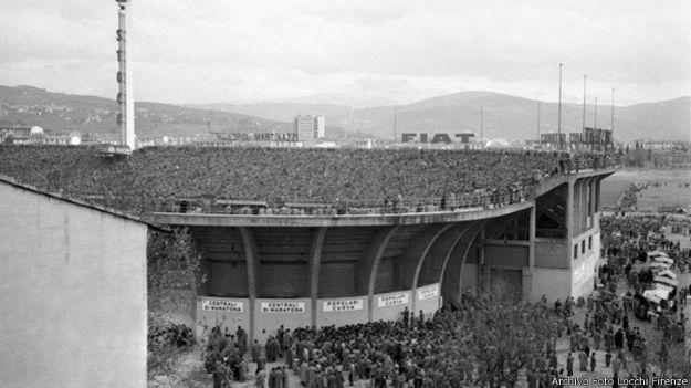 El día que varios ovnis suspendieron un partido de fútbol en Italia