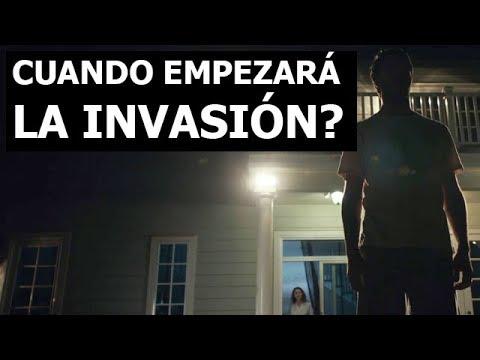EXTRATERRESTRE LA INVASIÓN YA HA COMENZADO