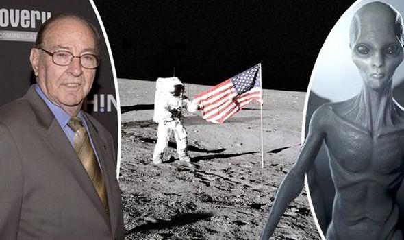 Extraterrestres expulsaron a los americanos de la luna