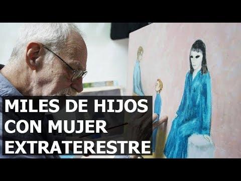 HOMBRE AFIRMA HABER TENIDO MILES DE HIJOS HÍBRIDOS