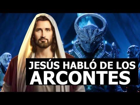 JESUS Y LOS ARCONTES el papiro de Oxyrhynchus