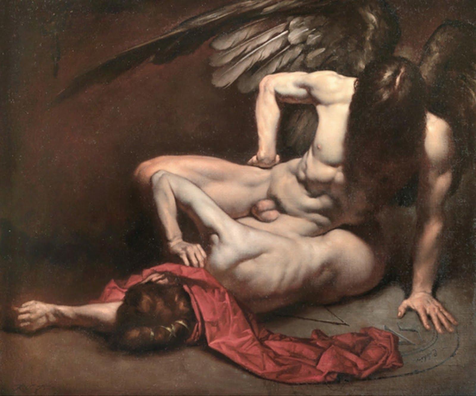 La historia de la corrupción de los ángeles