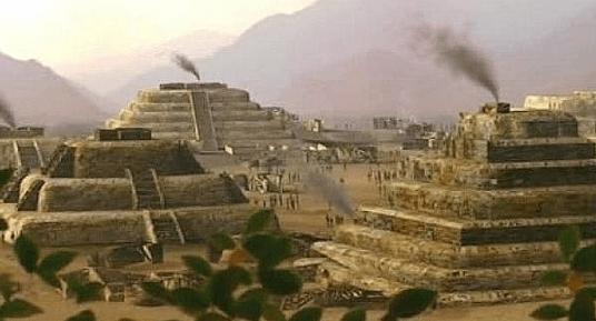 Este es el asombroso complejo de pirámides más GRANDE del mundo