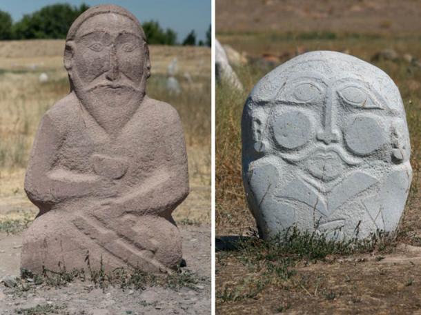 Las estatuas balbal